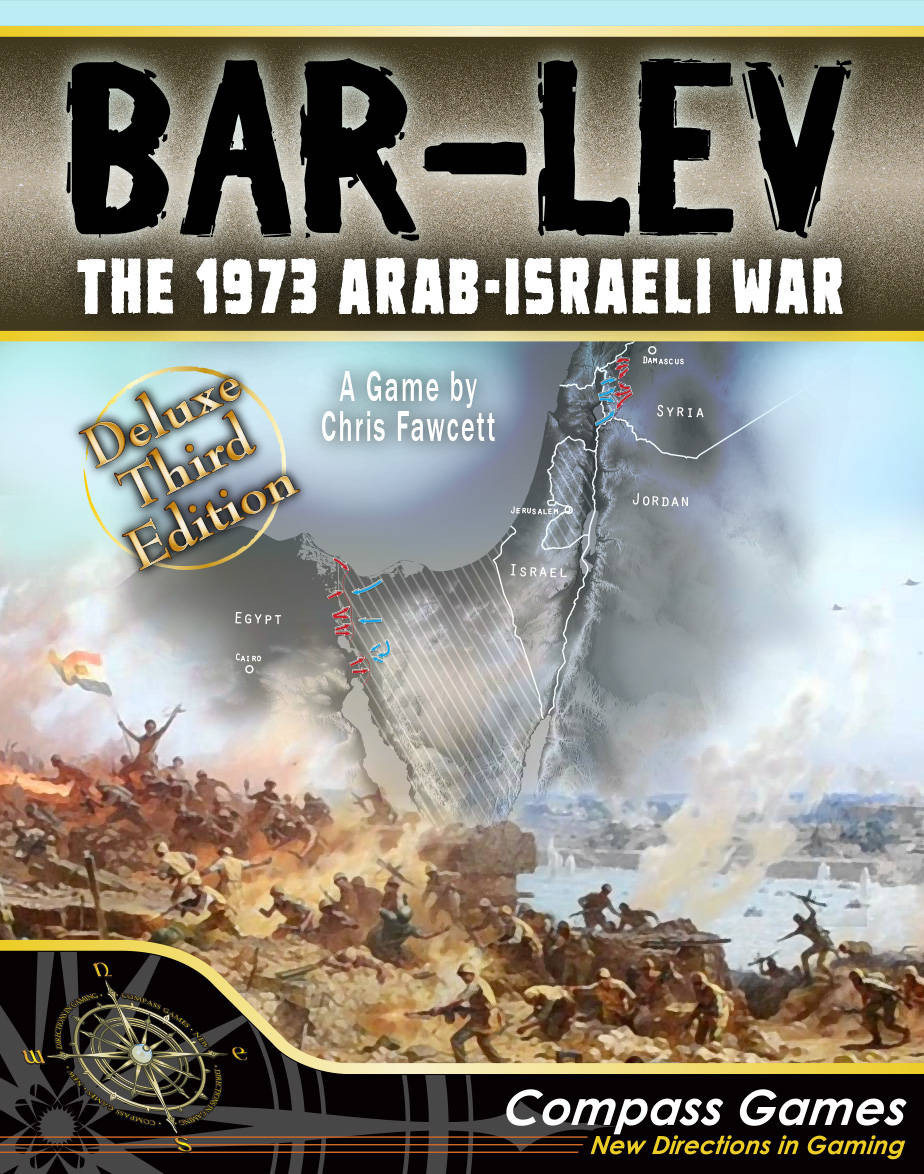 Bar-Lev: The 1973 Arab-Israeli War, Deluxe Edition